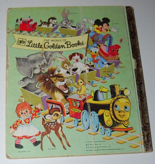 Little golden book neatos & litterbugs x