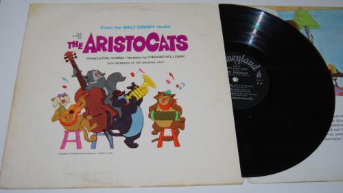 Disney aristocats vinyl 2