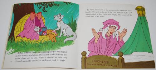 Disney aristocats vinyl record 3