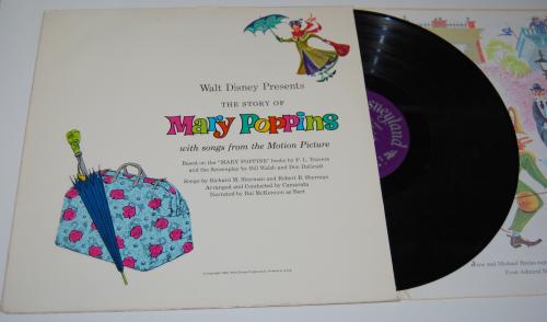 Disney mary poppins vinyl 3