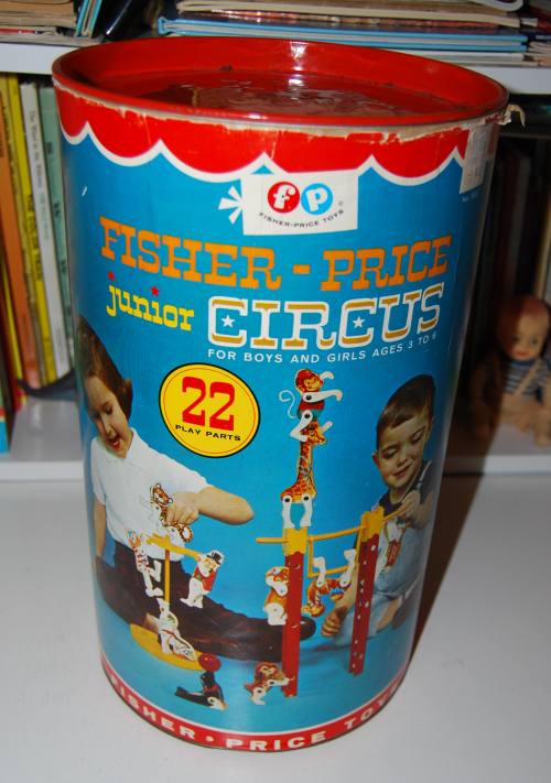 Fisher price junior circus