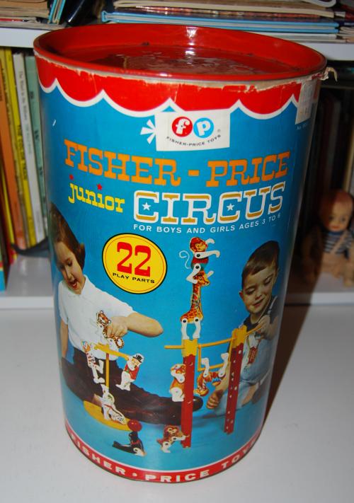 Fisher price junior circus