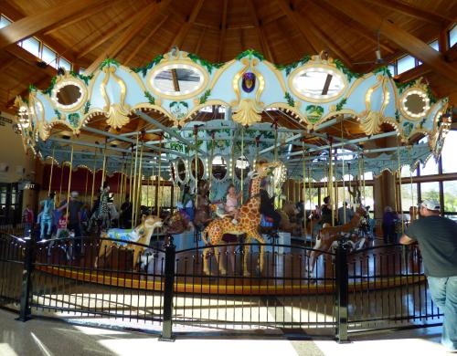 Albany carousel 2
