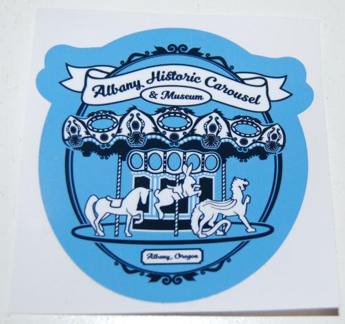 Albany historic carousel 2