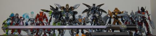 Raven's bionicles
