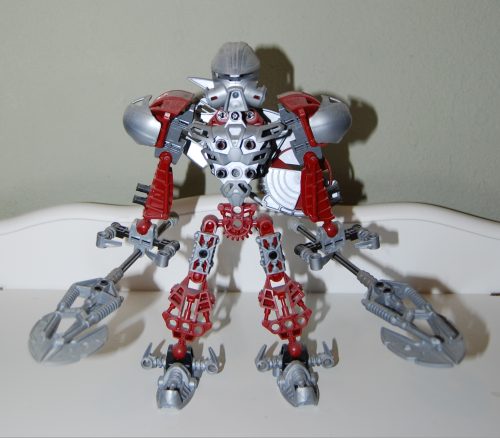Raven's custom bionicle figures 2
