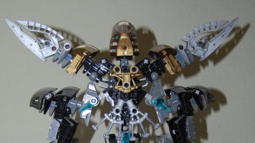Raven's custom bionicle figures x