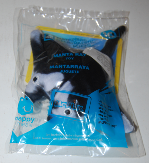 Nat geo happy meal toys 5