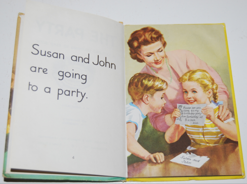 Ladybird book the party 2