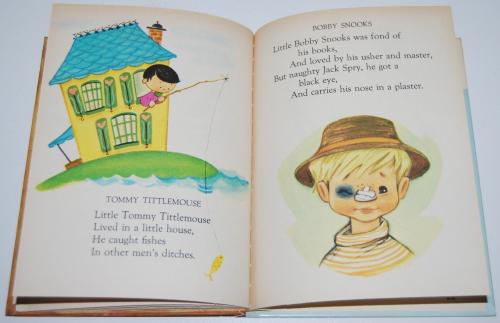 Rand mcnally elf book little boy blue 7