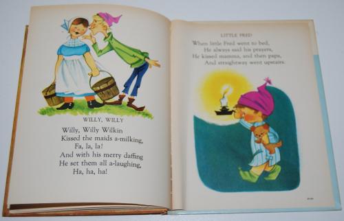 Rand mcnally elf book little boy blue 8