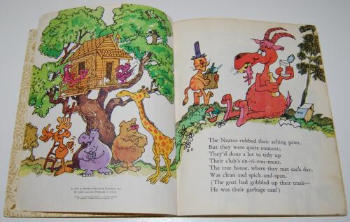 Little golden book neatos & litterbugs 2