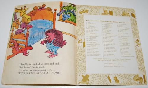 Little golden book neatos & litterbugs 8