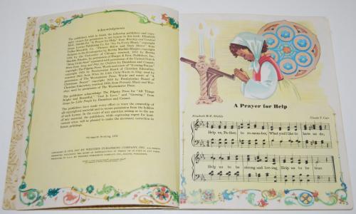 Little golden book hymns 1
