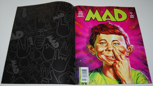 Mad magazine 2018 1