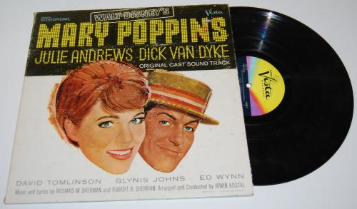 Disney mary poppins vinyl