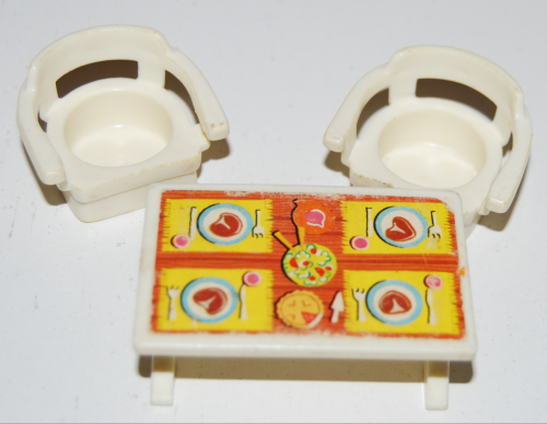 Vintage fisher price little people xx