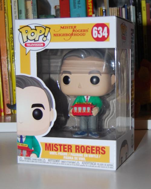 Mr rogers funko 1