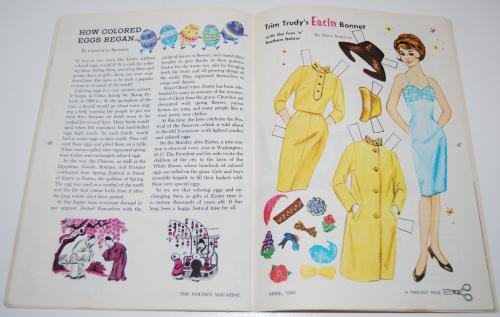Golden magazine april 1965 13