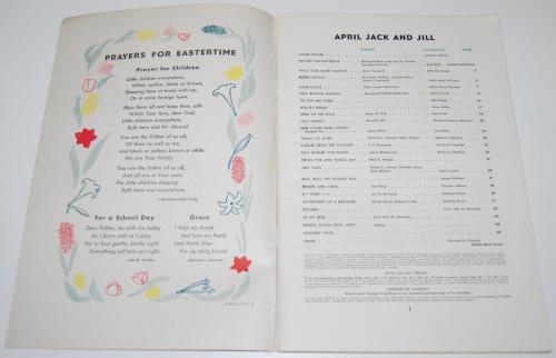 Jack & jill magazine april 1946 1