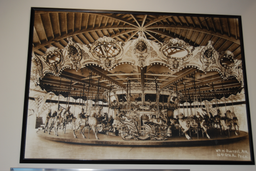 Albany carousel museum
