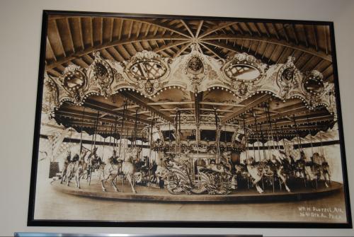Albany carousel museum