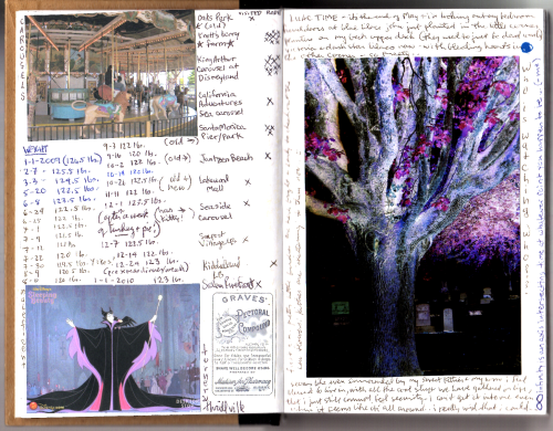 Journal page carousels