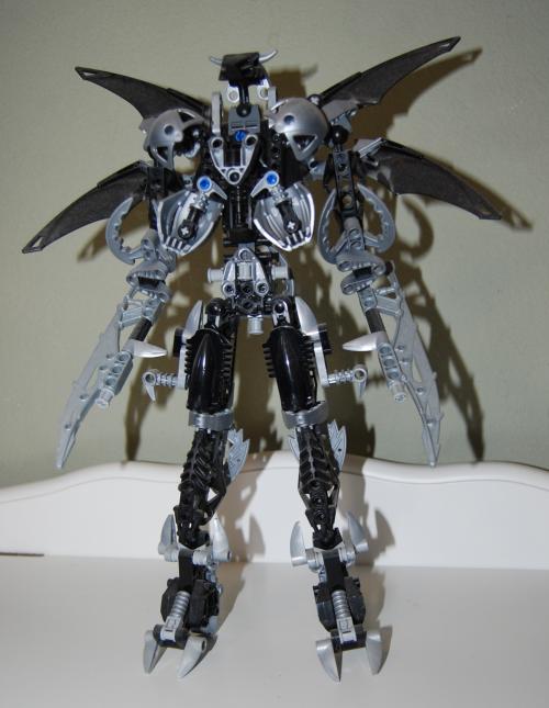 Raven's custom bionicle figures xx