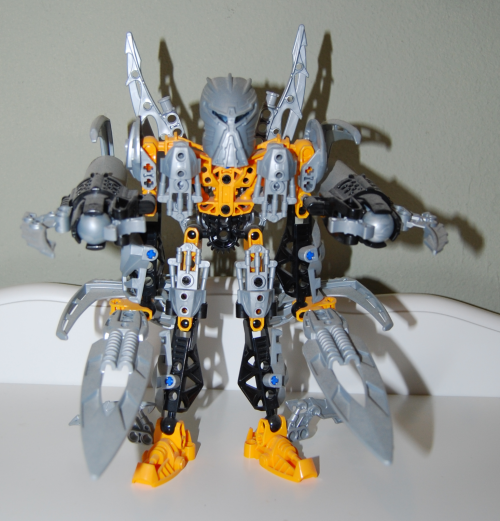 Raven's custom bionicle figures 7