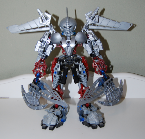 Raven's custom bionicle figures 11