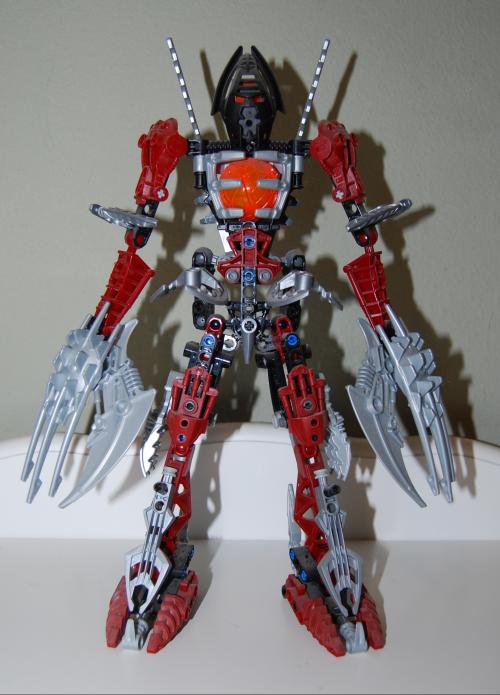 Raven's custom bionicle figures 12