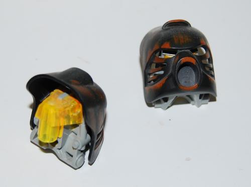 Bionicle masks