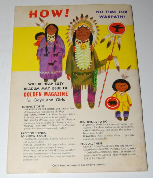 Golden magazine april 1965x