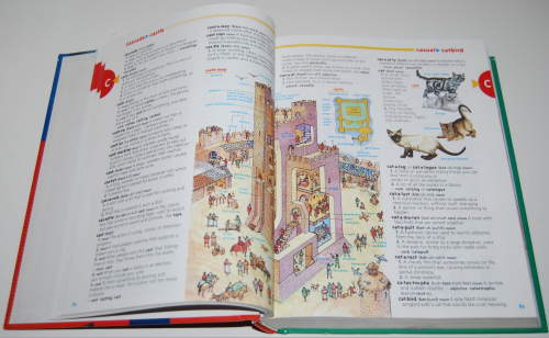 Scholastic children's dictionary 3