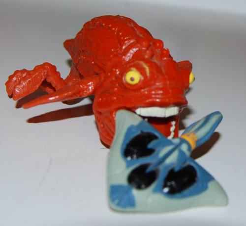 Star wars creature naboo underwater cruiser