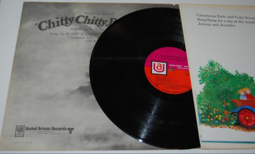 Chitty chitty bang bang vinyl 1