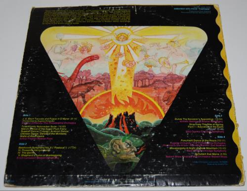 Fantasia vinyl x