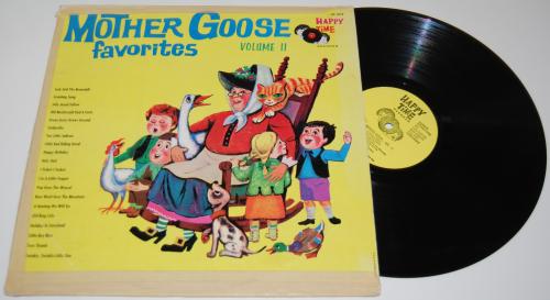 Mother goose vinyl