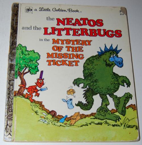 Little golden book neatos & litterbugs