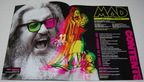 Mad magazine 2018 2