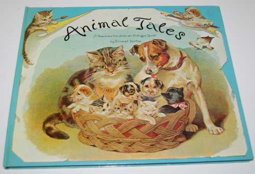 Animal tales popup book
