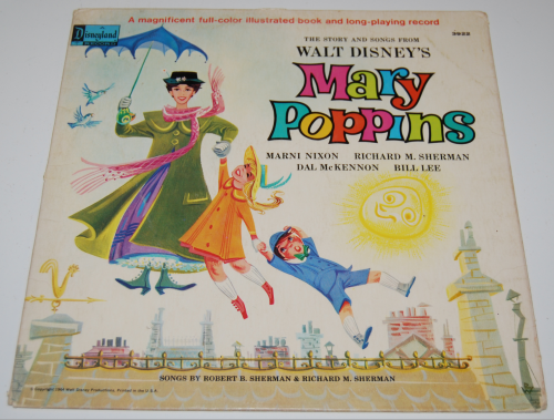 Disney mary poppins vinyl 2
