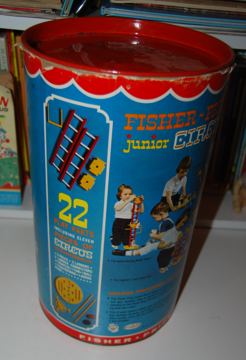 Fisher price junior circus 1