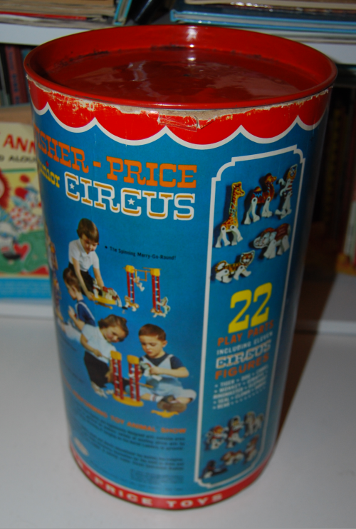 Fisher price junior circus 2