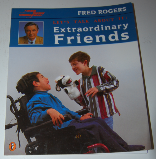 Mister rogers book extraordinary friends