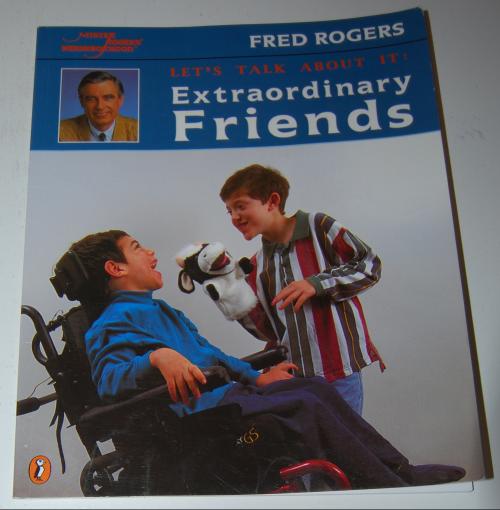Mister rogers book extraordinary friends