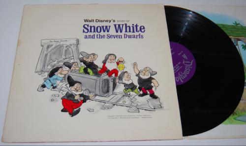 Disney snow white vinyl 5