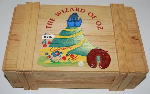The wizard of oz collection polanaise