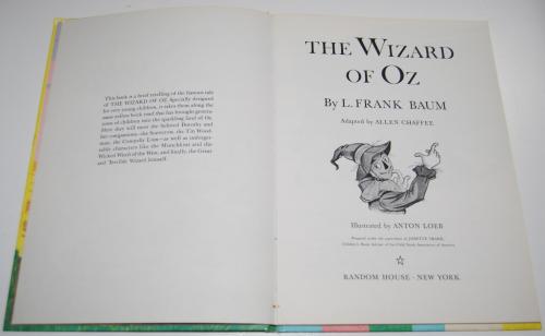 Random house wizard of oz book 2