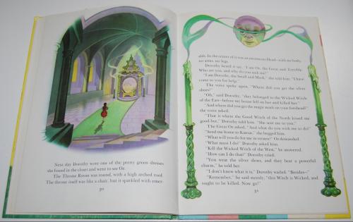 Random house wizard of oz book 10